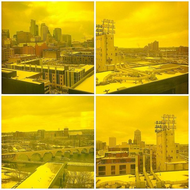 Guthrie Yellow Room