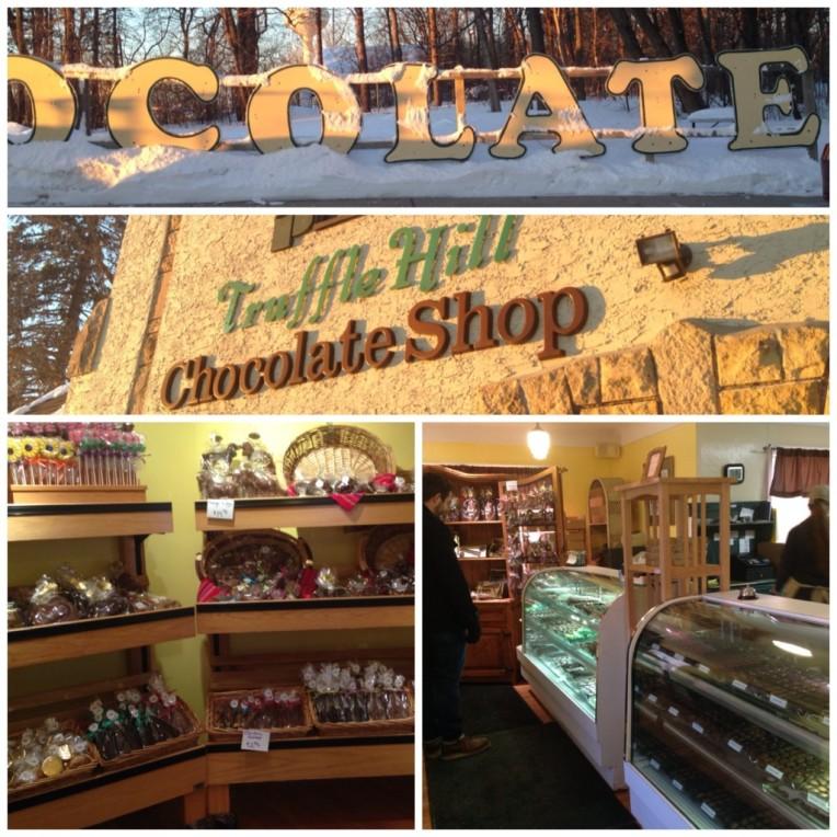 Truffle Hill Chocolate Shop