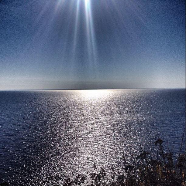 Crystal Bay Lake Superior